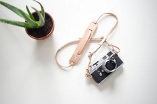 Knickerbocker MFG. Co. x Cub & Co. Adjustable Camera Strap