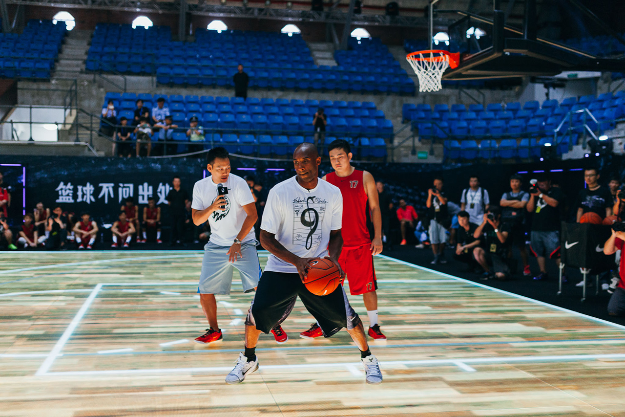 kobe bryant for nike 2014 rise basketball campaign event recap
