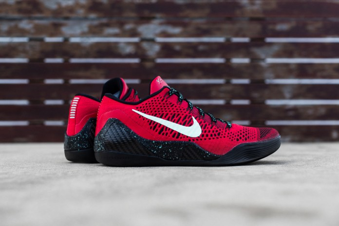 Nike Kobe 9 Elite Low University Red/Black