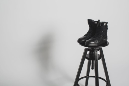 KRISVANASSCHE 2014 Fall/Winter High Top Sneakers