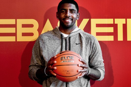 Kyrie Irving Talks Shoes, the Number One Draft Pick and More