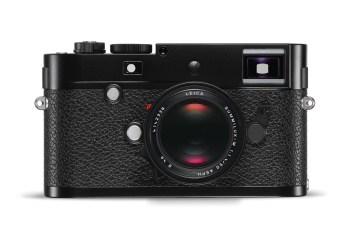 Leica Unveils the M-P Typ 240