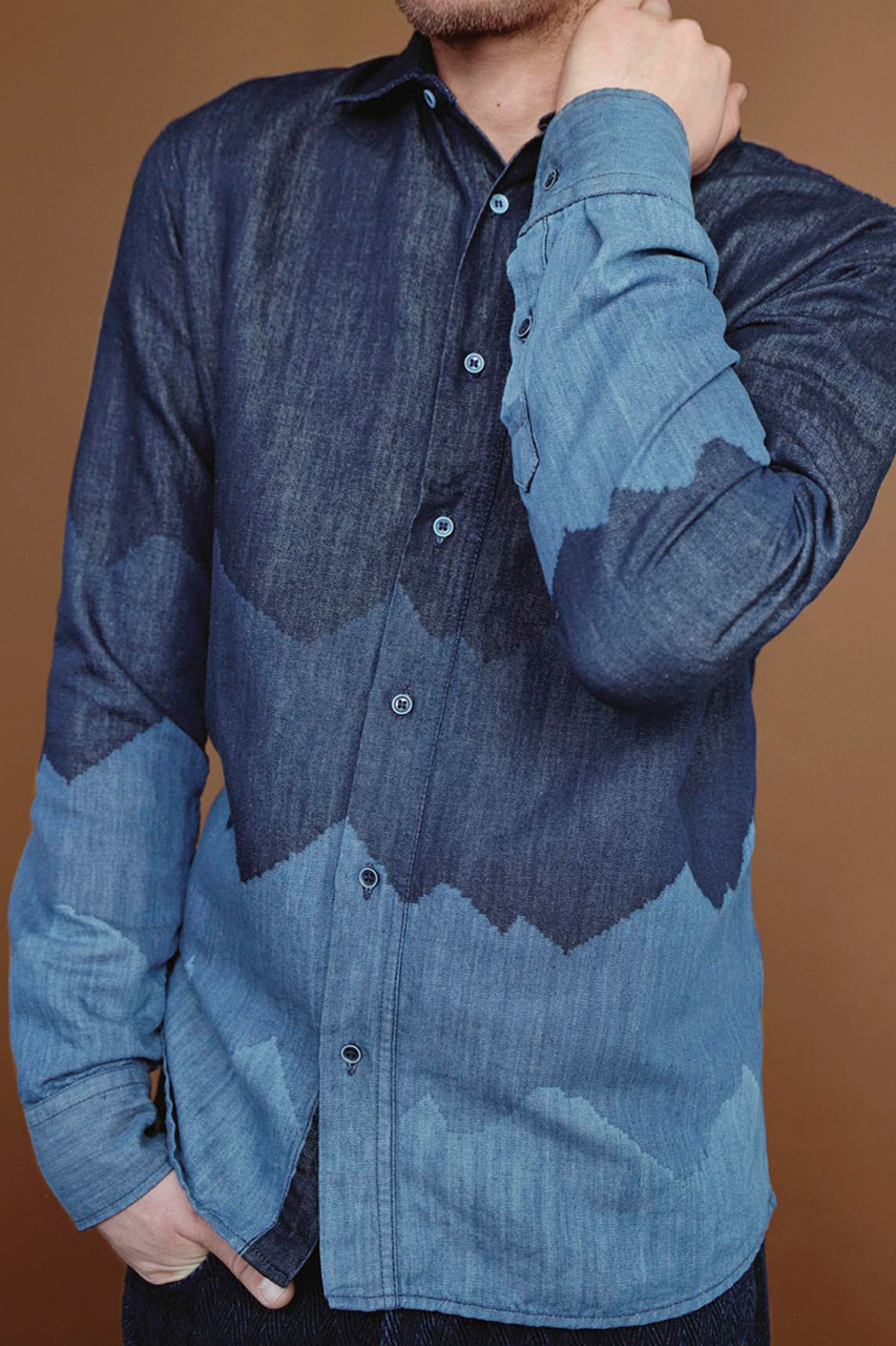 Levi's Made & Crafted 2014 Fall/Winter Lookbook