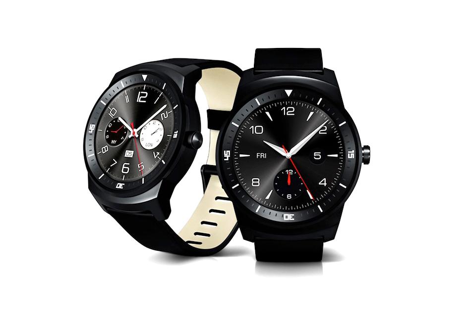 LG Officially Unveils Circular G Watch R