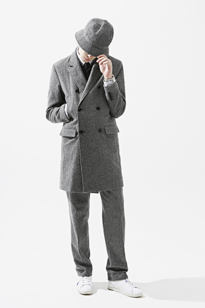 "LIFUL 2014 Fall/Winter ""MAN&BOY"" Lookbook"