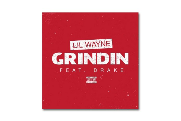 Lil Wayne featuring Drake - Grindin