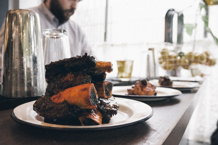 London's Pitt Cue Co. Talks Smoked Meat and Whiskey