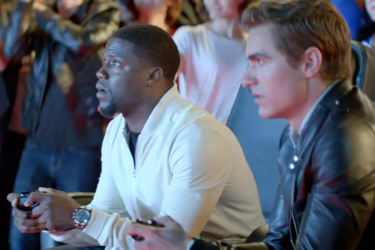 """Madden NFL 15 """"Madden Season"""" Video featuring Kevin Hart & Dave Franco"""