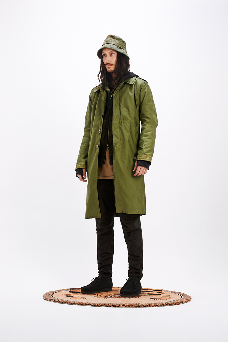 maharishi 2014 fall winter skeuomimicry r i p delivery 1 lookbook