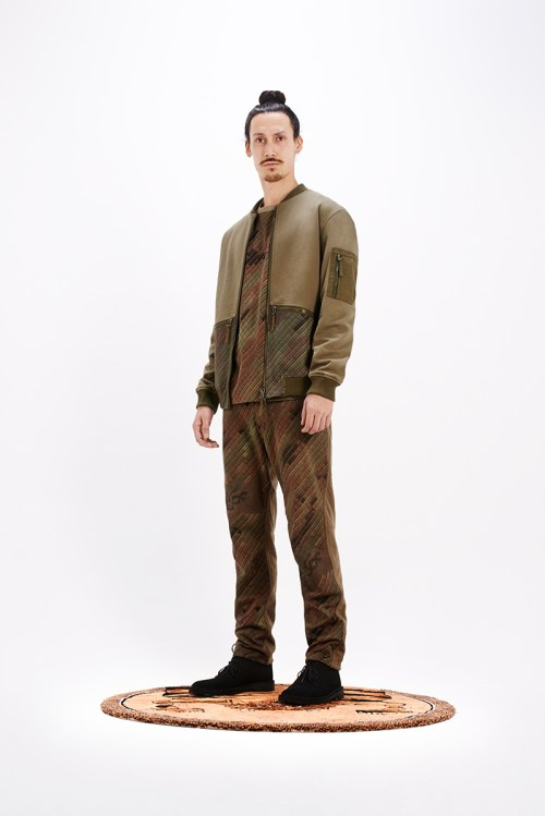 "maharishi 2014 Fall/Winter ""Skeuomimicry R.I.P."" Delivery 1 Lookbook"