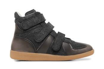 Maison Martin Margiela 2014 Fall/Winter Footwear