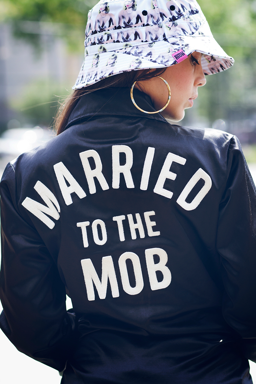 Married To The Mob 2014 Fall Lookbook