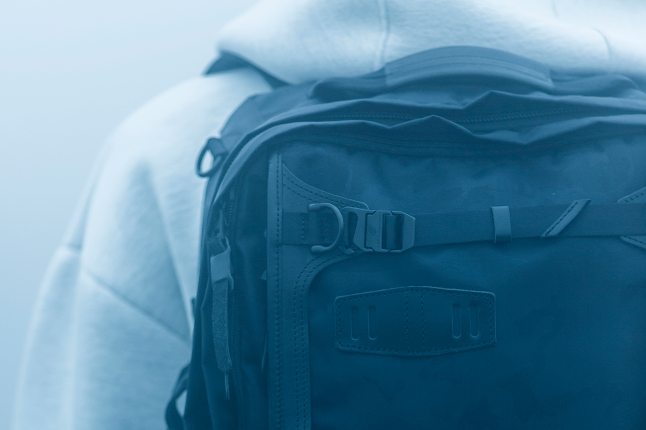 """master-piece 20th Anniversary POTENTIAL Backpack """"Mastertex-Camo"""""""