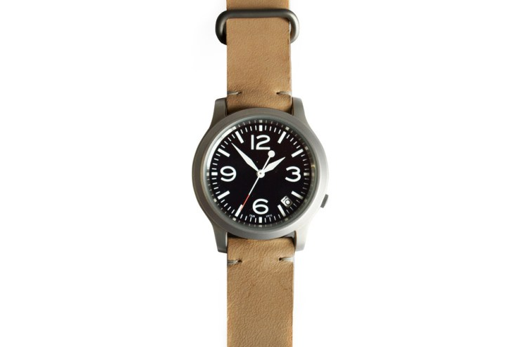 Matthew Humphries 02 Seiko Military Watch