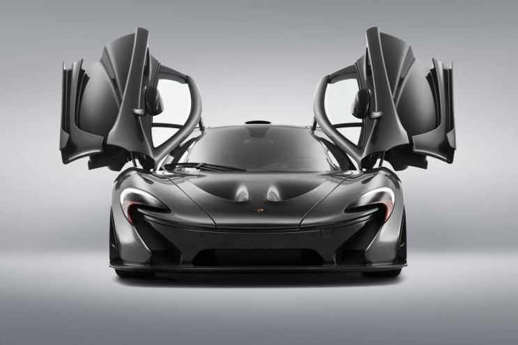 McLaren Unveils Special Operations Editions of the P1 & 650S Spider