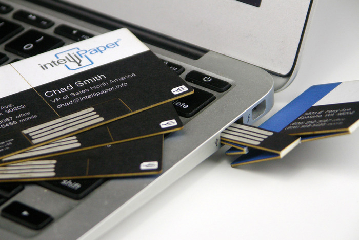 Meet swivelCard: the Smart Business Card