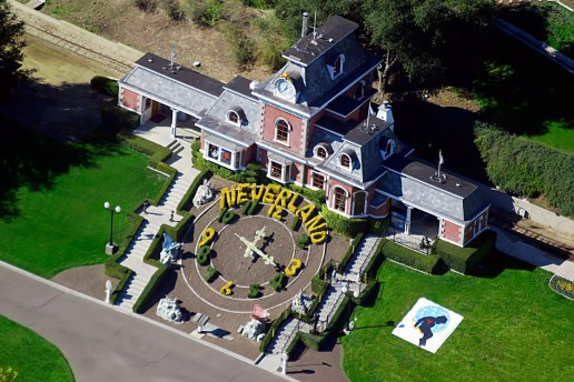 Michael Jackson's Neverland Ranch for Sale