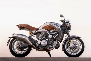 The $185,000 USD Midual Type 1 Motorcycle