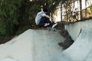 Mike Anderson Skates the Krooked x CONS Star Player