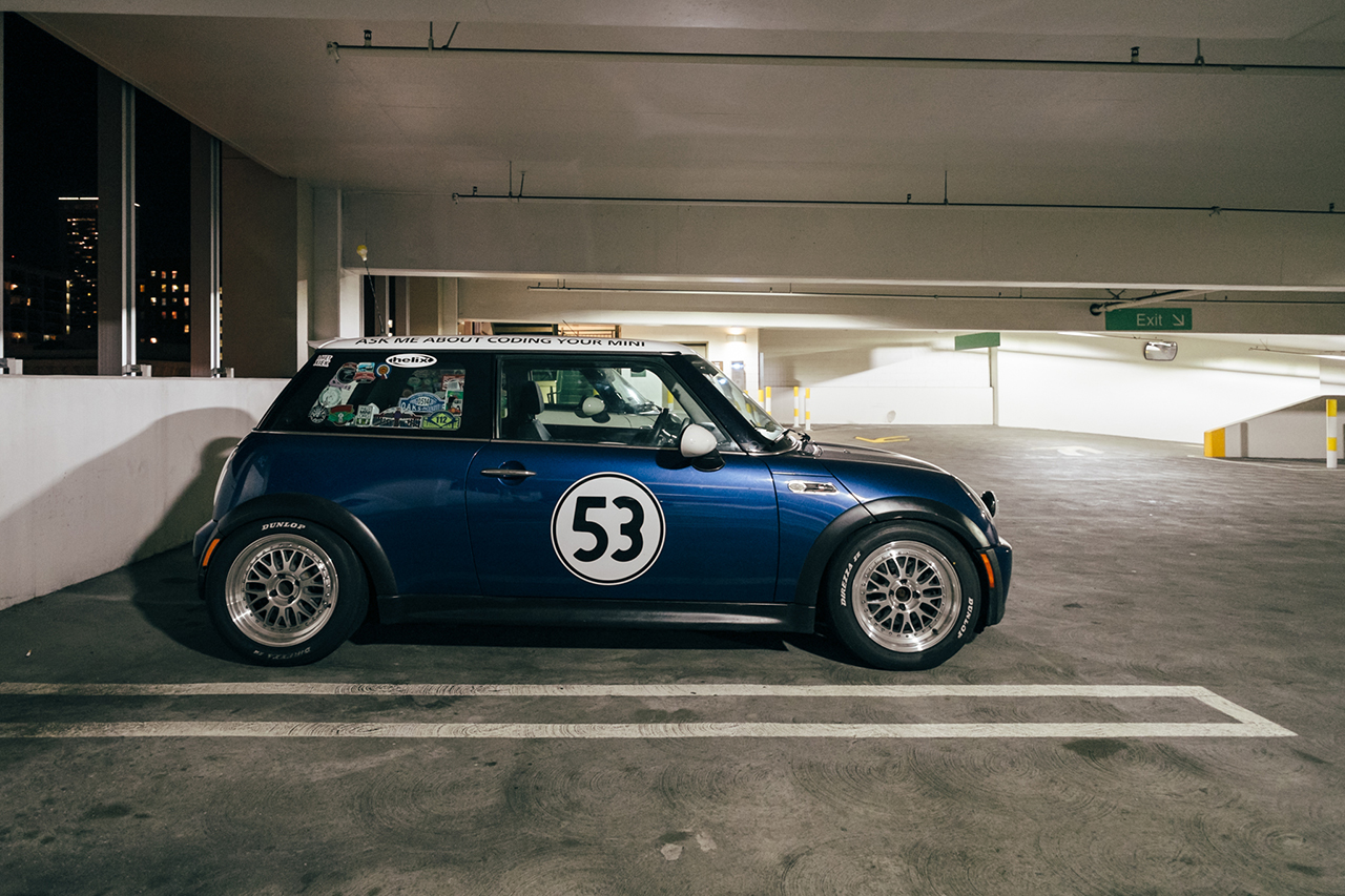 MINI Takes the States 2014 Kicks Off In San Francisco