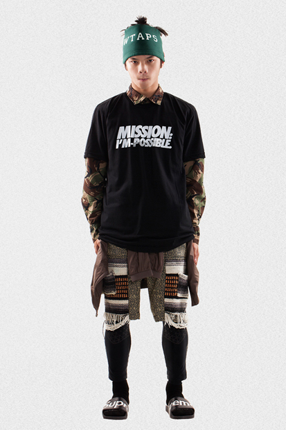 Mission I'mPOSSIBLE 2014 Spring Collection