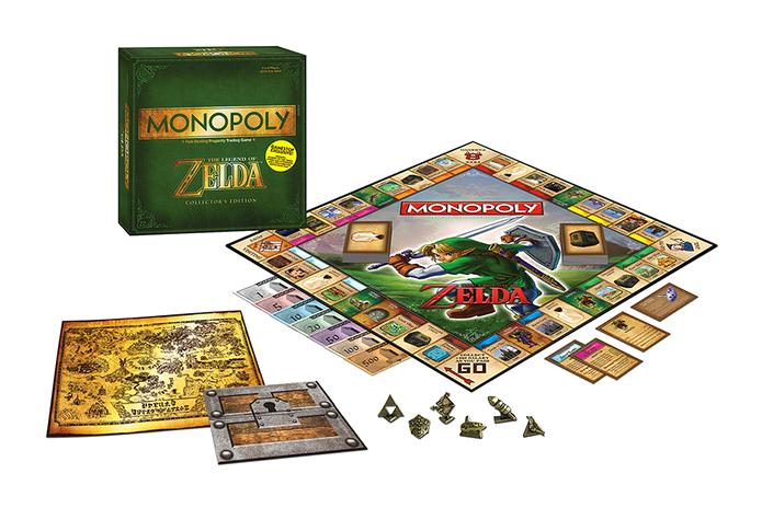 Monopoly The Legend of Zelda Edition