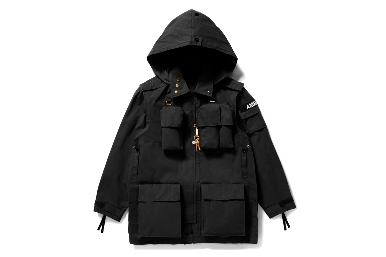 montage 2014 fall winter army jacket