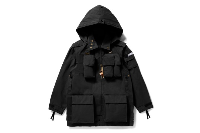 AMBUSH® MONTAGE 2014 Fall/Winter Army Jacket