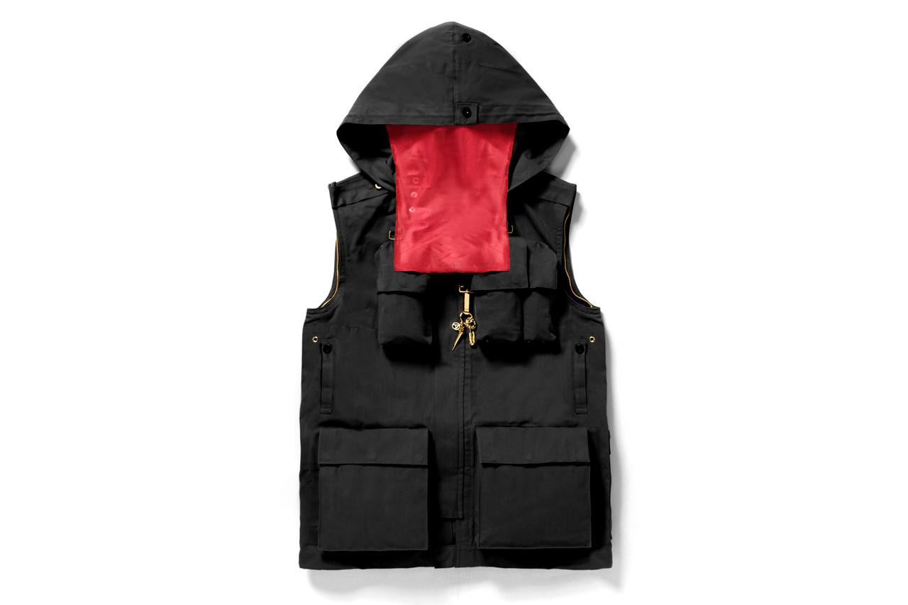 AMBUSH® MONTAGE 2014 Fall/Winter Army Jacket