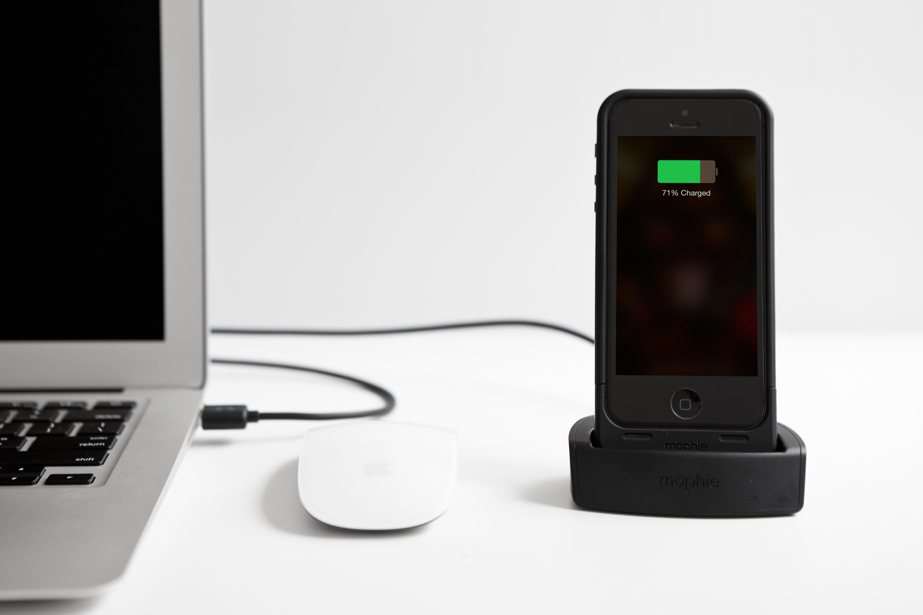 Mophie Juice Pack Dock