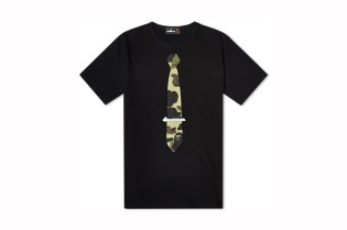 Mr.BATHING APE 1st Camo Stickpin Tee