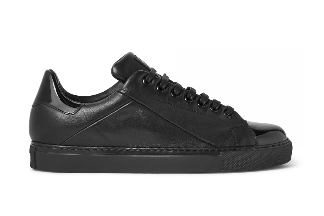 Mr. Hare for MR PORTER Cunningham Leather Low-Top