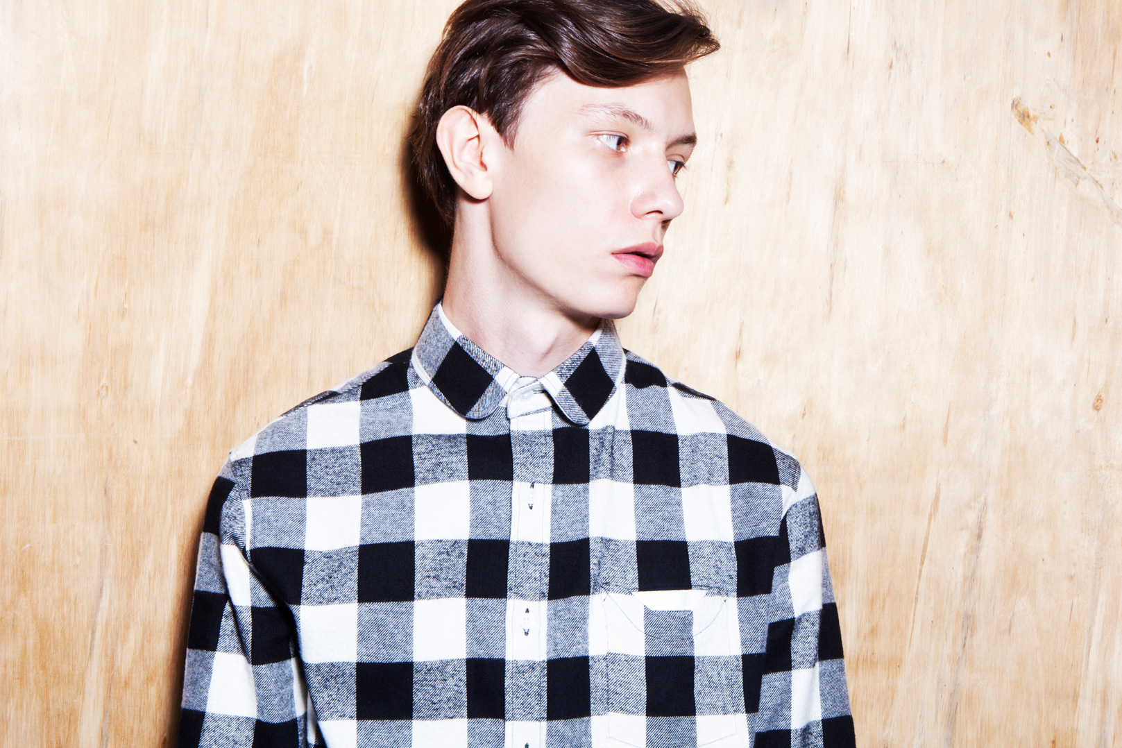 "Munsoo Kwon 2014 Fall/Winter ""Key of Hope"" Collection"