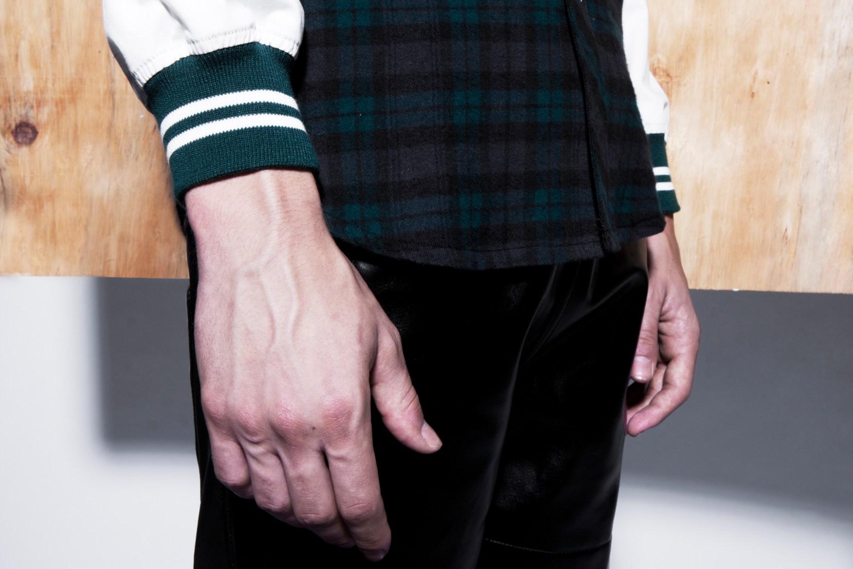 "Munsoo Kwon 2014 Fall/Winter ""Key of Hope"" Collection"