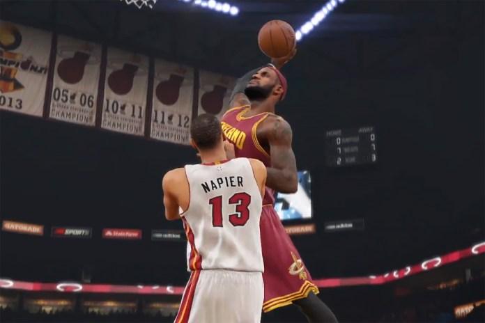 """NBA 2K15 """"Yakkem"""" Trailer"""