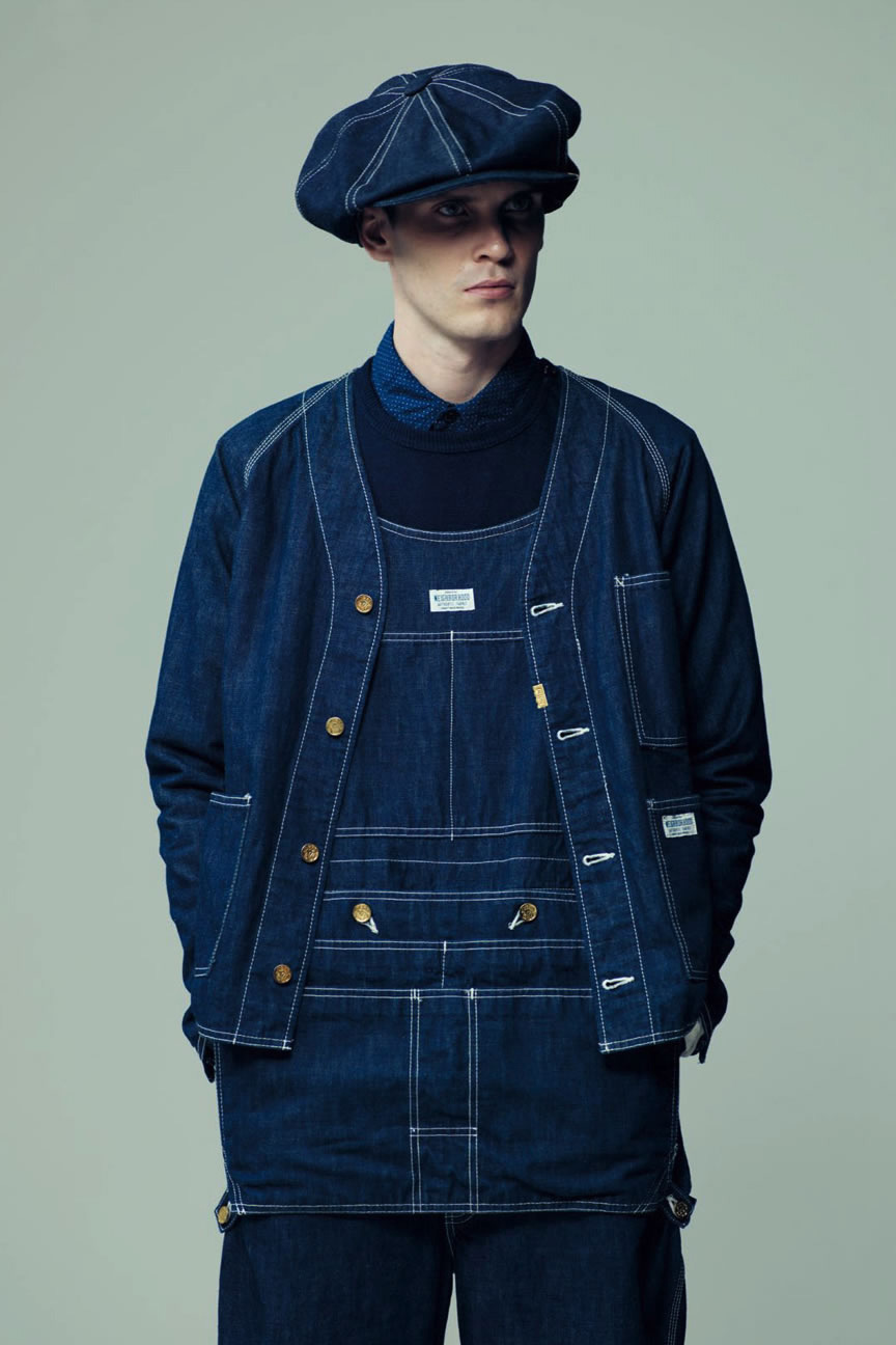 NEIGHBORHOOD 2014 Fall/Winter Lookbook