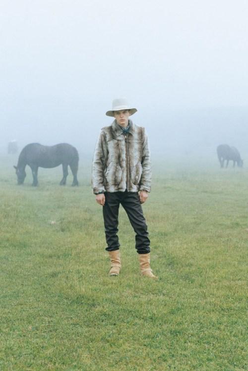 NEIGHBORHOOD 2014 Fall/Winter Lookbook
