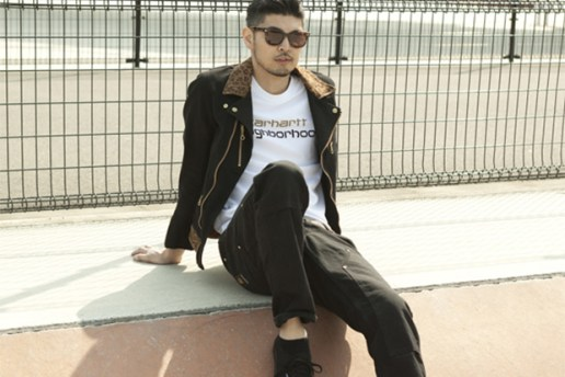 NEIGHBORHOOD x Carhartt WIP 2014 Fall Lookbook