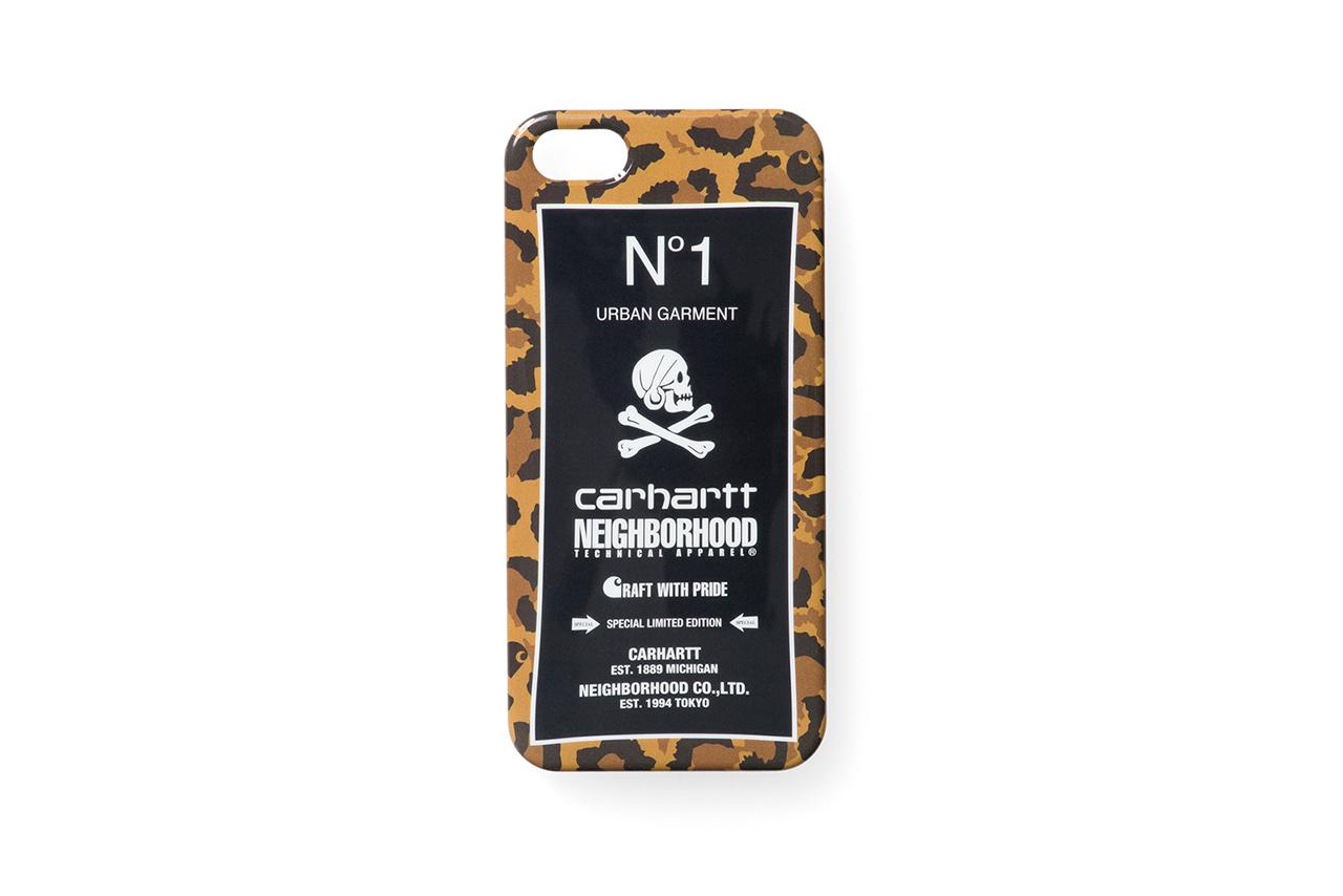 NEIGHBORHOOD x Carhartt WIP 2014 Fall Collection