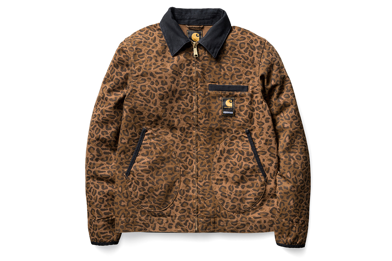 neighborhood x carhartt wip 2014 fall collection