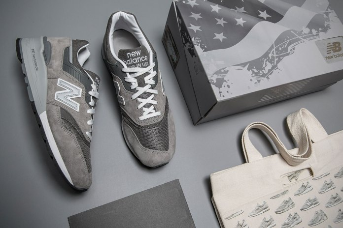 New Balance M997GY Reissue Special Package