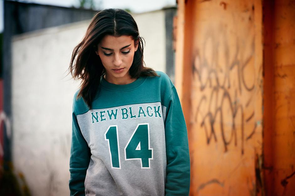 New Black 2014 Fall/Winter Lookbook