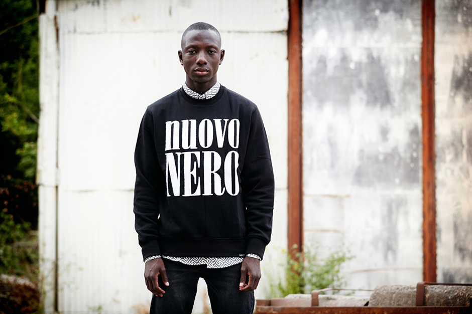 New Black 2014 Fall/Winter Lookbook