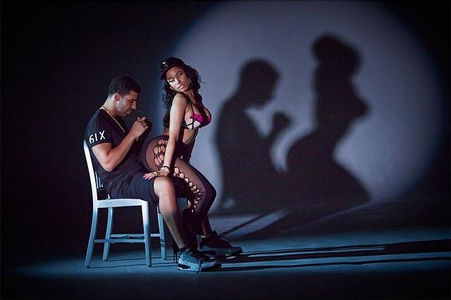 """Nicki Minaj """"Anaconda"""" Music Video"""