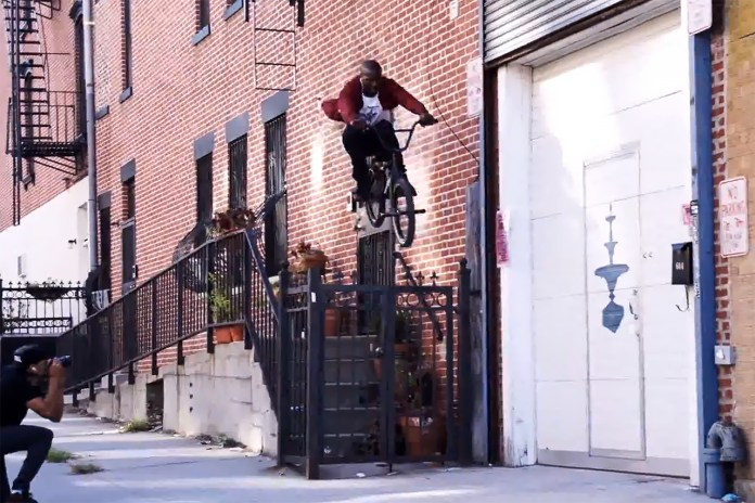 "Nigel Sylvester ""Ridin' With That Work 2"" Video"