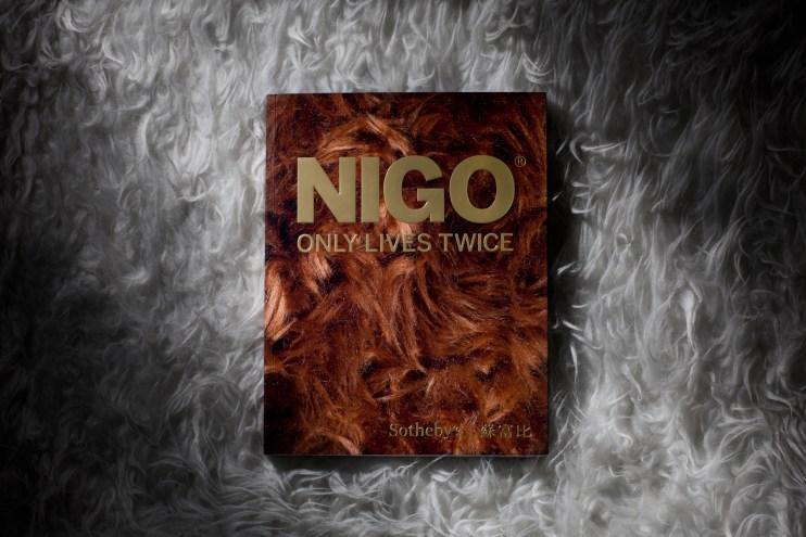 """Sotheby's """"NIGO® Only Lives Twice"""" Catalog"""