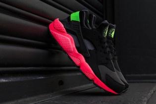 """Nike Air Huarache """"Hyper Punch"""""""
