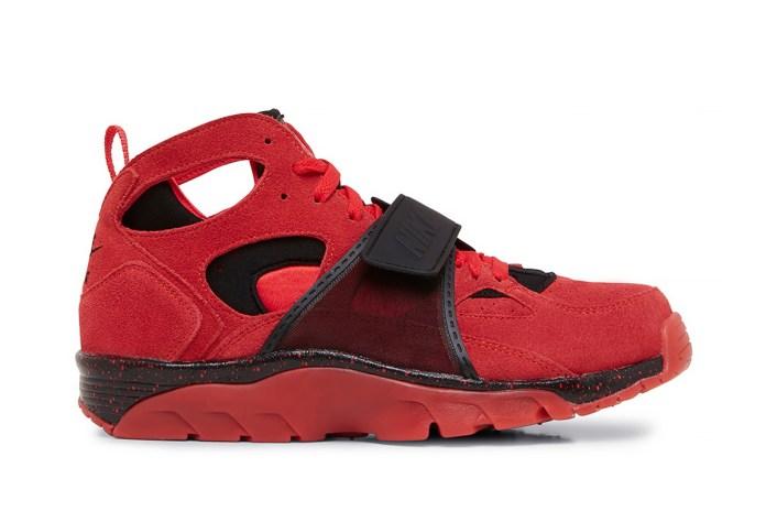 Nike Air Trainer Huarache PRM QS Red/Black