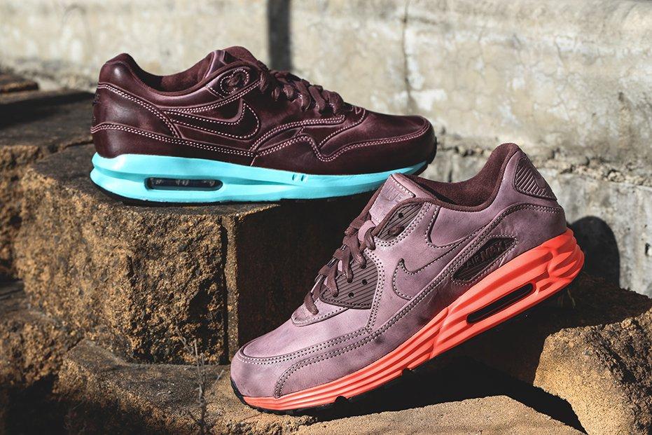 "Nike Air Max Lunar LTR QS ""Mahogany"" Pack"