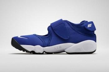 "Nike Air Rift MTR ""Hyper Blue"""